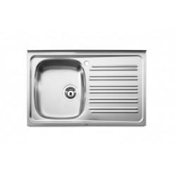 Fregadero de cocina 800x490 P-80-ED - ROCA