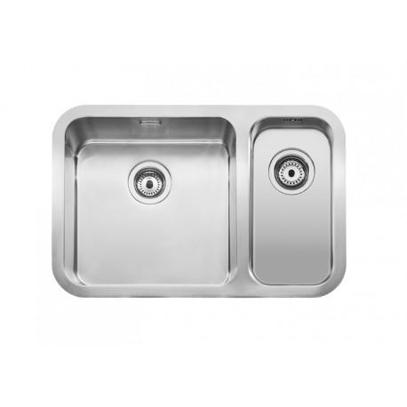 Fregadero de cocina 700x460 BERLÍN 40+20 - ROCA