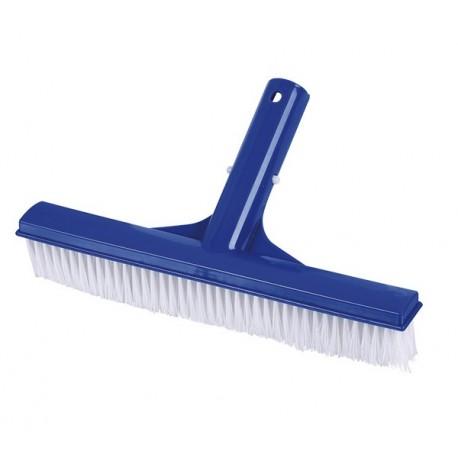 Cepillo corto de plástico para piscina 26 cm - DPOOL