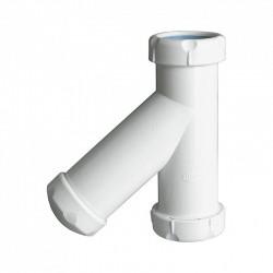 Sifón tubos lisos 1 1/2  S-38 - JIMTEN