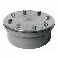 Tapón macho con registro PVC - JIMTEN