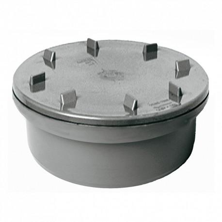 Tapón macho con registro PVC 250 - JIMTEN