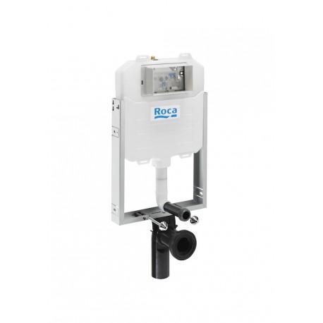 Mecanismo descarga para inodoro suspendido (Sistema Duplo) INWALL ROCA