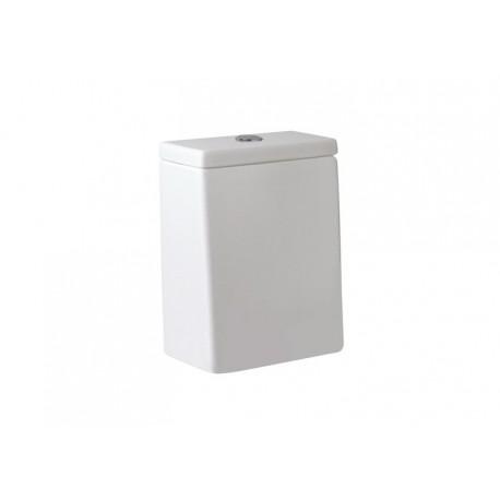 Cisterna de doble descarga 6/3L HAPPENING - ROCA
