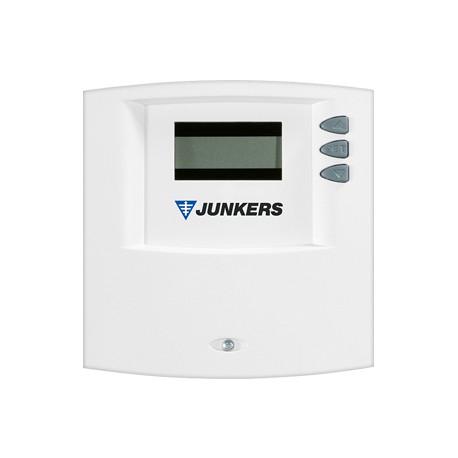 Termostato diferencial para instalaciones solares TDS 050 - JUNKERS