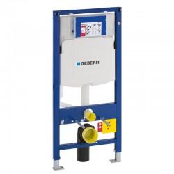 Bastidor para inodoro suspendido con cisterna SIGMA 12 cm DUOFIX - GEBERIT