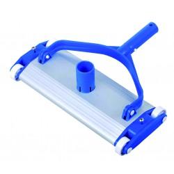 Carro limpiafondos para piscina 45 cm INOX - DPOOL