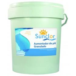 Aumentador de pH granulado 5KG - SUNCLOR