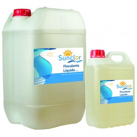 Floculante líquido concentrado 5L - SUNCLOR