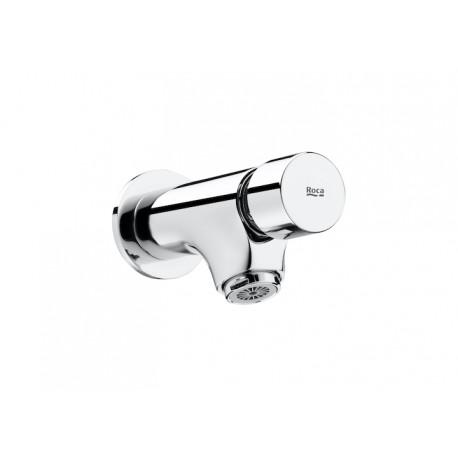 Grifo temporizado para lavabo con pulsador INSTANT - ROCA