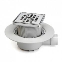 Sumidero sifónico para plato de ducha de obra S-430 - JIMTEN