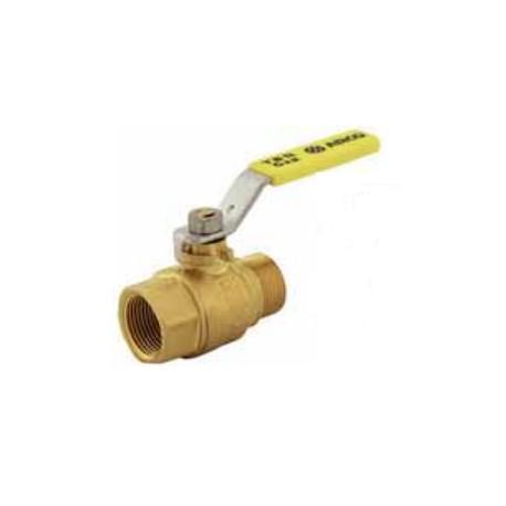 Válvula de palanca 3/4M x 3/4H TER - ARCO