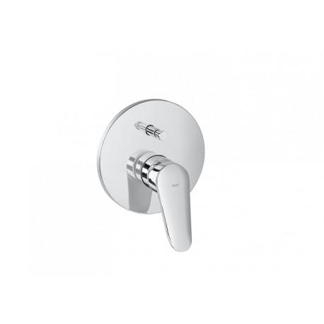 Grifo monomando empotrable para baño-ducha LOGICA - ROCA