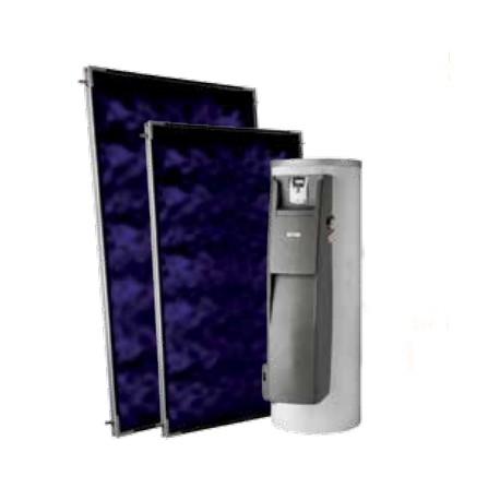 Equipo solar ACS 2 Slim 200 SOLAR EASY 300 - BAXI