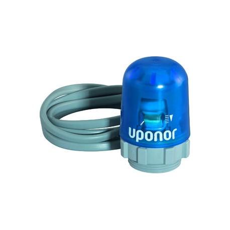 Cabezal electrotérmico para colector Vario Plus 24 V - UPONOR