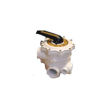 "Distribuidor para válvula de piscina 1.1/2"" - CORAL"