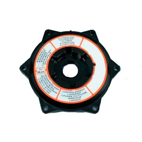 """Tapa superior para válvula de piscina 1.1/2"""" - CORAL"""