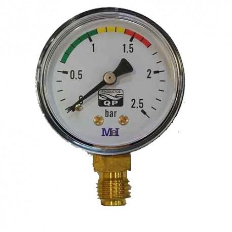 Manómetro para filtro de piscina - CORAL