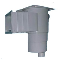 Skimmer standard con tapa redonda - CORAL