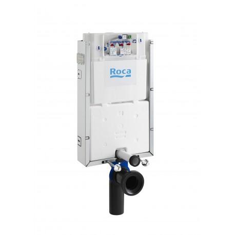 Mecanismo descarga inodoro suspendido Sistema Duplo BASIC IN-WALL ROCA