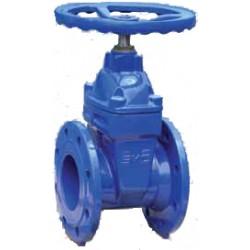 Válvula de compuerta con cierre elástico bridada 500 - ATUSA