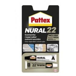 Cemento reparador para construcción Nural 22 - PATTEX