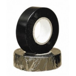 Cinta aislante de PVC negro - UNECOL