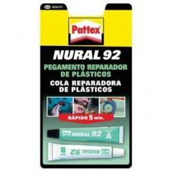 Pegamento reparador de plásticos Nural 92 - PATTEX