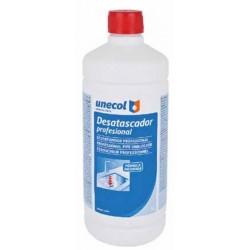 Desatascador profesional líquido - UNECOL