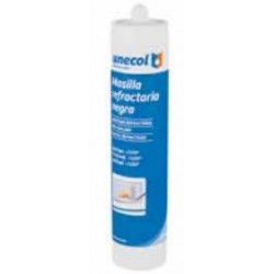 Masilla refractaria 310 ml - UNECOL