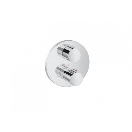 Grifo termostático empotrable para baño-ducha T-1000 - ROCA