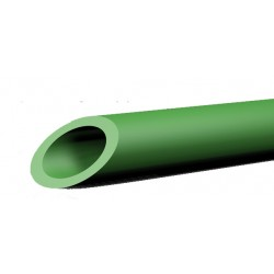 Tubería en barra green pipe Serie 2.5 / SDR 6 S - AQUATHERM