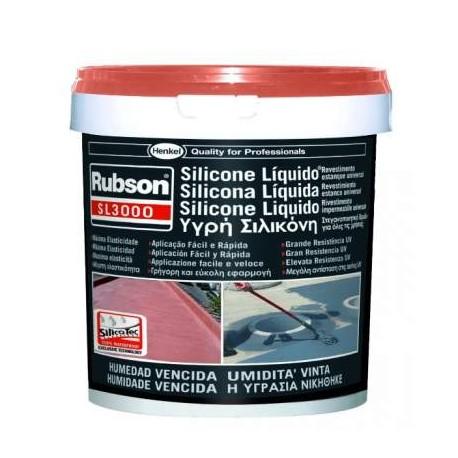 Silicona líquida SL3000 1 KG - RUBSON (de HENKEL)