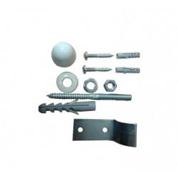 Kit de fijación separador para urinario WING - ROCA