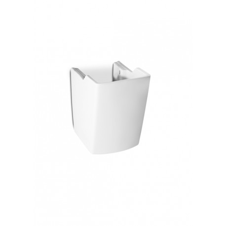 Semipedestal para lavabo de porcelana (pergamon) HALL - ROCA
