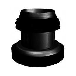 Manguito recto para inodoro con salida a suelo con junta fuelle - ROCA
