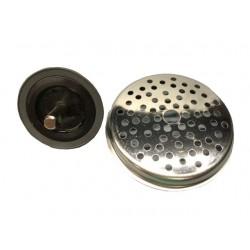 Tapón y cestillo para válvula de fregadero - ROCA