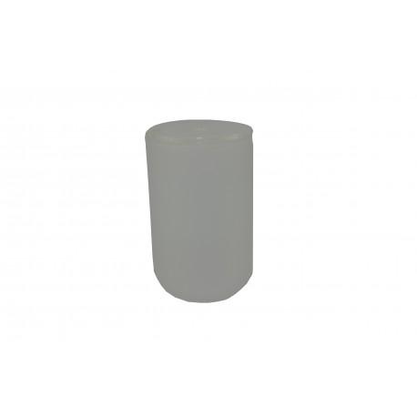 Vaso de cristal para escobillero SUPERINOX - ROCA