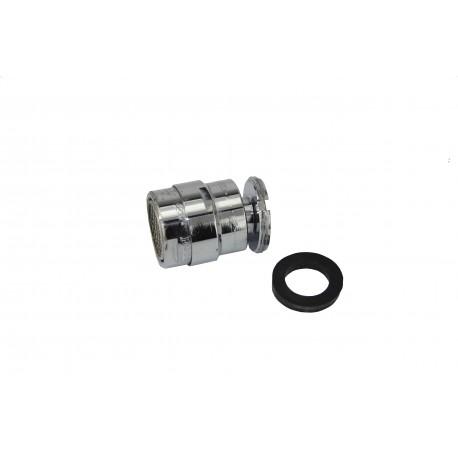 Kit enlace de rótula + aireador M24 - ROCA