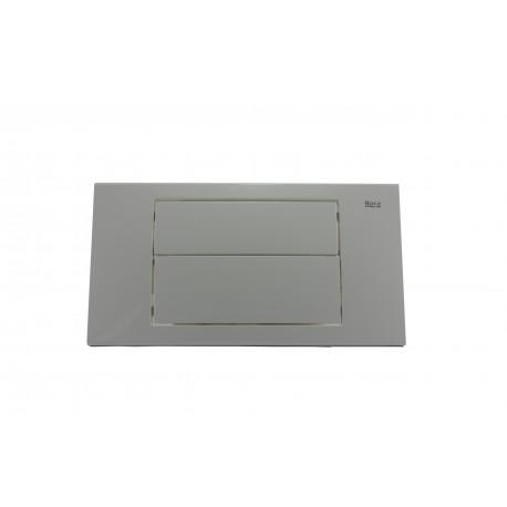 Placa de accionamiento con descarga dual PL1 DUAL IN-WALL - ROCA