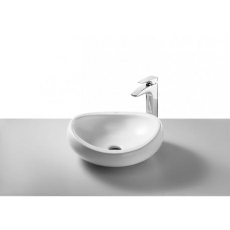Lavabo de porcelana de sobre encimera URBI 1 - ROCA