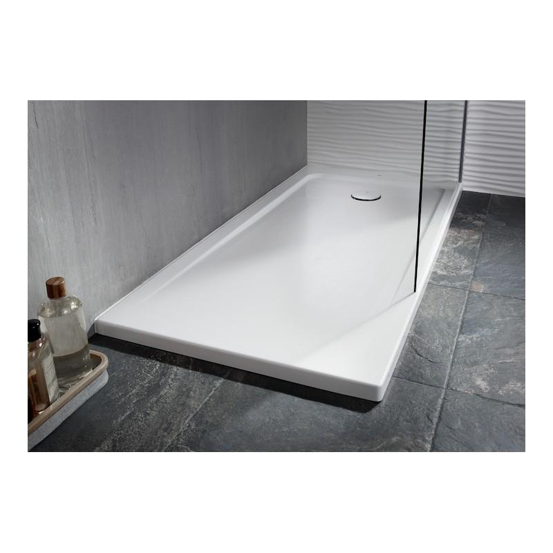 Plato de ducha extraplano neo daiquiri roca - Plato de ducha acrilico ...