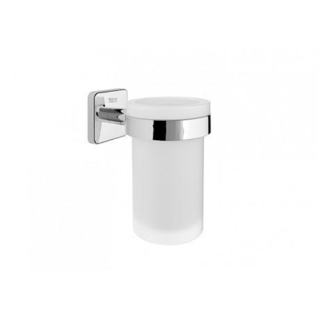 Portavaso de baño de pared VICTORIA - ROCA