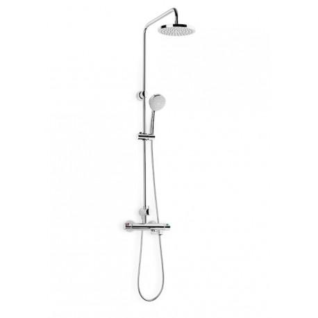 Conjunto de ducha termostático para bañera/ducha con caño 562x1545 VICTORIA - ROCA