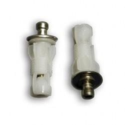 Conjunto de fijaciones para tapa de inodoro de caída amortiguada - ROCA