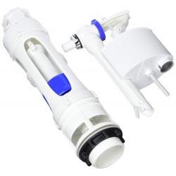 Mecanismo de descarga con pulsador DAMA - ROCA