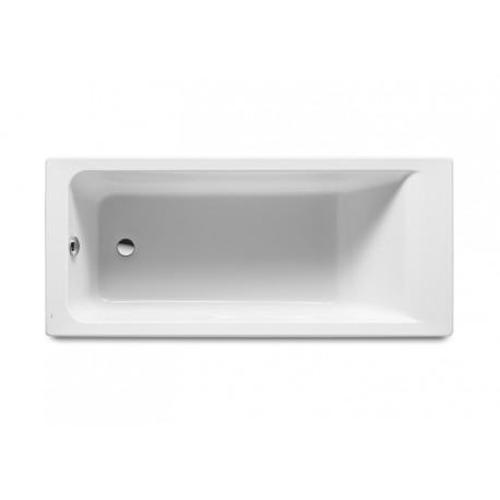 Bañera acrílica rectangular EASY - ROCA