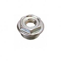 Reducción zincada de rosca derecha para radiador - ATUSA