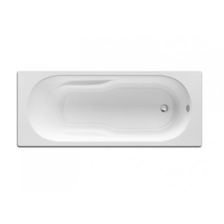 Bañera acrílica rectangular GENOVA N - ROCA