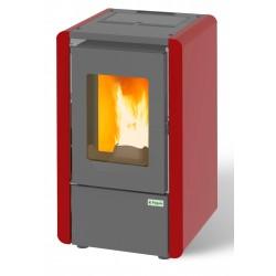 Estufa de pellets ALOA 6,4 kW -  FOGUM